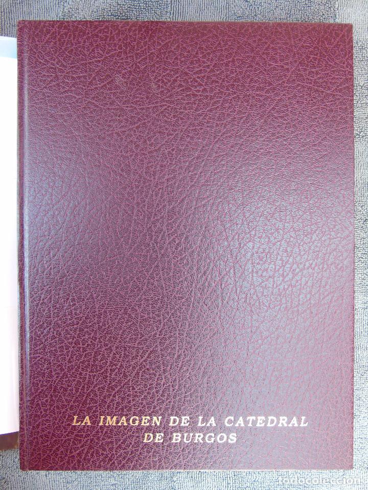 Libros de segunda mano: LA IMAGEN DE LA CATEDRAL DE BURGOS. (DESDE LA PERSPECTIVA DE DIFERENTES PINTORES), 1995. - Foto 2 - 126290127