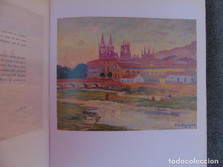Libros de segunda mano: LA IMAGEN DE LA CATEDRAL DE BURGOS. (DESDE LA PERSPECTIVA DE DIFERENTES PINTORES), 1995. - Foto 3 - 126290127