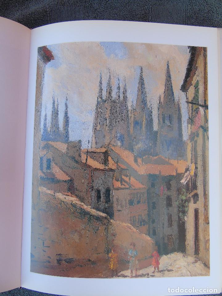 Libros de segunda mano: LA IMAGEN DE LA CATEDRAL DE BURGOS. (DESDE LA PERSPECTIVA DE DIFERENTES PINTORES), 1995. - Foto 5 - 126290127