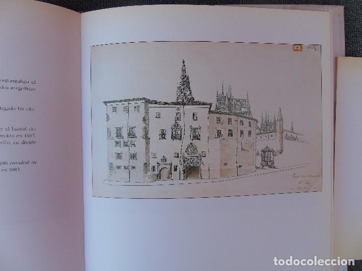 Libros de segunda mano: LA IMAGEN DE LA CATEDRAL DE BURGOS. (DESDE LA PERSPECTIVA DE DIFERENTES PINTORES), 1995. - Foto 6 - 126290127