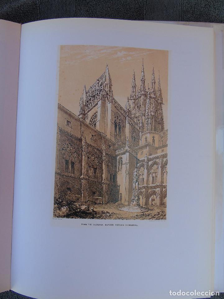 Libros de segunda mano: LA IMAGEN DE LA CATEDRAL DE BURGOS. (DESDE LA PERSPECTIVA DE DIFERENTES PINTORES), 1995. - Foto 7 - 126290127