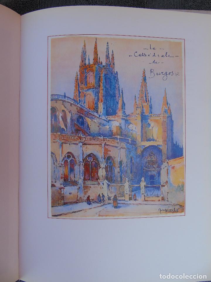 Libros de segunda mano: LA IMAGEN DE LA CATEDRAL DE BURGOS. (DESDE LA PERSPECTIVA DE DIFERENTES PINTORES), 1995. - Foto 8 - 126290127