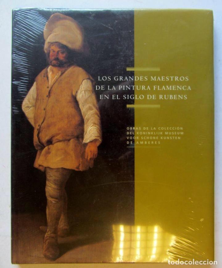 LOS GRANDES MAESTROS DE LA PINTURA FLAMENCA EN EL SIGLO DE RUBENS. EDITADO POR CAJA DUERO. N (Libros de Segunda Mano - Bellas artes, ocio y coleccionismo - Pintura)