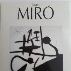 Libros de segunda mano: JOAN MIRO (EDICIONES POLIGRAFA 1994). Lote 126404855