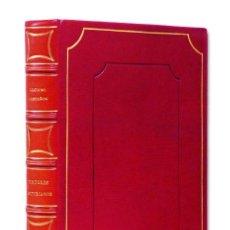 Libros de segunda mano: CASTAÑÓN (LUCIANO).- PINTORES ASTURIANOS: JOSÉ RAMÓN ZARAGOZA Y AUGUSTO JUNQUERA. 250 EJEMP. DE LUJO. Lote 126443959
