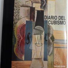 Libros de segunda mano: DIARIO DEL CUBISMO, PIERRE DAIX (ED. DESTINO PRIMERA EDICION 1991). Lote 126507247