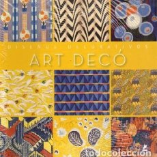 Livros em segunda mão: DISEÑOS DECORATIVOS. ART DECÓ. AT-1194. Lote 126679527