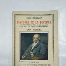 Libros de segunda mano: HISTORIA DE LA PINTURA Nº 60. - BERGUA, JOSÉ. TDK265. Lote 126680463