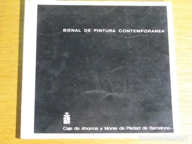 BIENAL DE PINTURA CONTEMPORÁNEA. BARCELONA, 1975 (Libros de Segunda Mano - Bellas artes, ocio y coleccionismo - Pintura)