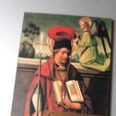 Libros de segunda mano: COLECCION TABLAS TAULES GOTIQUES GOTICAS LEGADO LLEGAT ANOTNI PEDROL RIUS MUSEO COMARCAL REUS 1993. Lote 127245483