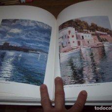 Libros de segunda mano: NICOLÁS FORTEZA. GABRIEL JANER MANILA. DEDICATORIA Y FIRMA ORIGINAL DEL ARTISTA. 1989. MALLORCA .. Lote 127634383