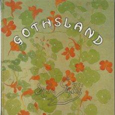 Libros de segunda mano: EMILE GALLÉ -BOTÀNICA I ZOOLOGIA ORIGINALS, GALERIA D'ART GOTHSLAND. Lote 127801215