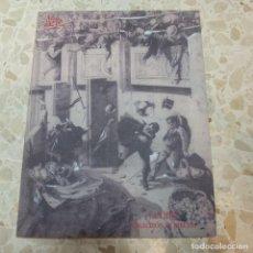 Libros de segunda mano: LA LIDIA, COLECCIÓN DE DIBUJOS, N16 - ARTE. INFORMACIÓN Y GESTIÓN - GRUPO EL MONTE. Lote 127931959