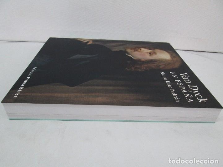 Libros de segunda mano: VAN DYCK EN ESPAÑA. MATIAS DIAZ PADRON. TOMO I Y II. EDITORIAL PRENSA IBERICA. 2012. VER FOTOS - Foto 6 - 127953203