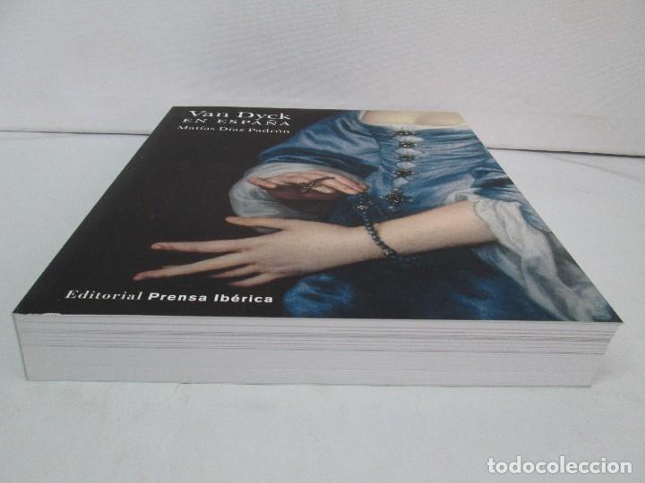 Libros de segunda mano: VAN DYCK EN ESPAÑA. MATIAS DIAZ PADRON. TOMO I Y II. EDITORIAL PRENSA IBERICA. 2012. VER FOTOS - Foto 18 - 127953203