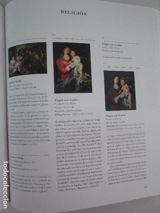 Libros de segunda mano: VAN DYCK EN ESPAÑA. MATIAS DIAZ PADRON. TOMO I Y II. EDITORIAL PRENSA IBERICA. 2012. VER FOTOS - Foto 25 - 127953203