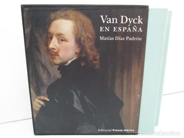Libros de segunda mano: VAN DYCK EN ESPAÑA. MATIAS DIAZ PADRON. TOMO I Y II. EDITORIAL PRENSA IBERICA. 2012. VER FOTOS - Foto 28 - 127953203