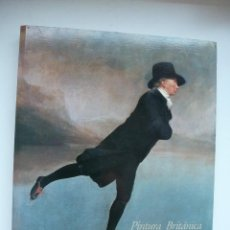 Libros de segunda mano: PINTURA BRITÁNICA. DE HOGARTH A TURNER. CATÁLOGO EXPOSICIÓN MUSEO DEL PRADO 1988. Lote 128188671