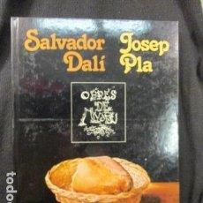 Libros de segunda mano: LIBRO - OBRES DE MUSEU - ARTE - SALVADOR DALI - JOSEP PLA. Lote 128828379