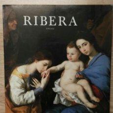 Libros de segunda mano: RIBERA. 1591-1652. ALFONSO E. PÉREZ SANCHEZ/NICOLA SPINOSA. MUSEO DEL PRADO. 1992.. Lote 128869607