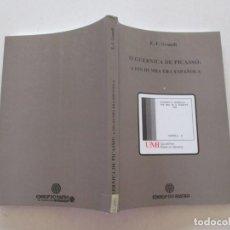 Libros de segunda mano: E. F. GRANELL O GUERNICA DE PICASSO: A FIN DUNHA ERA ESPAÑOLA. RM87123. Lote 128991827