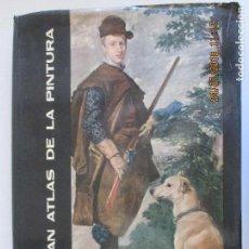 Libros de segunda mano: GRAN ATLAS DE LA PINTURA SALVAT. DIRIGIDO POR MARCO VALSECCHI. 1965. Lote 129081907