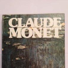 Libros de segunda mano: CLAUDE MONET. Lote 129266643