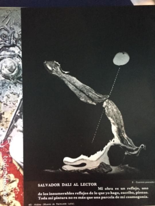 Libros de segunda mano: dali de draeger edicion española 1970 palabras de presentacion de salvador dali multitud de fotos - Foto 11 - 129306263