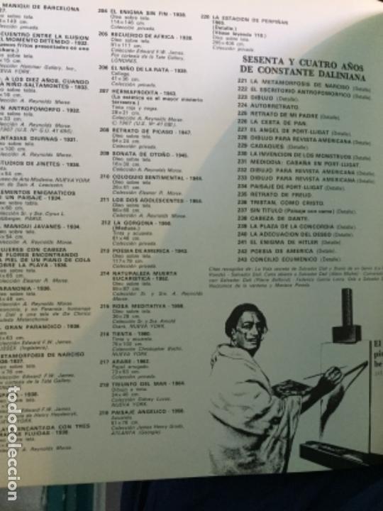 Libros de segunda mano: dali de draeger edicion española 1970 palabras de presentacion de salvador dali multitud de fotos - Foto 16 - 129306263