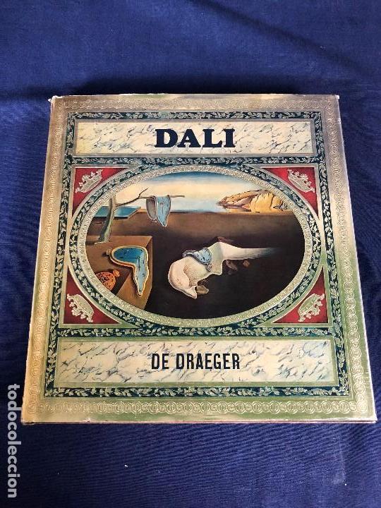 DALI DE DRAEGER EDICION ESPAÑOLA 1970 PALABRAS DE PRESENTACION DE SALVADOR DALI MULTITUD DE FOTOS (Libros de Segunda Mano - Bellas artes, ocio y coleccionismo - Pintura)