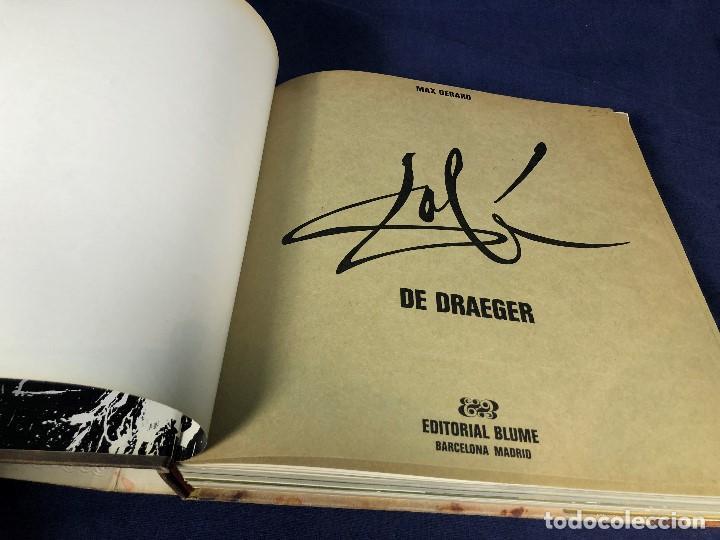 Libros de segunda mano: dali de draeger edicion española 1970 palabras de presentacion de salvador dali multitud de fotos - Foto 3 - 129306263