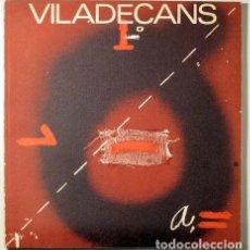 Libros de segunda mano: VILADECANS - VILADECANS - NEW YORK 1977 - MUY ILUSTRADO. Lote 129406234