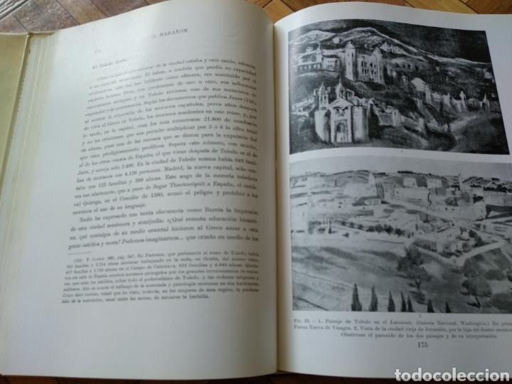Libros de segunda mano: El Greco y Toledo, G. Marañón - Foto 3 - 130233270