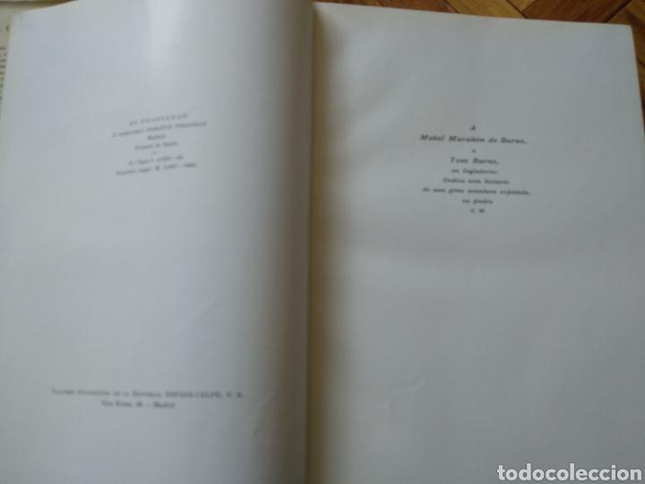 Libros de segunda mano: El Greco y Toledo, G. Marañón - Foto 5 - 130233270