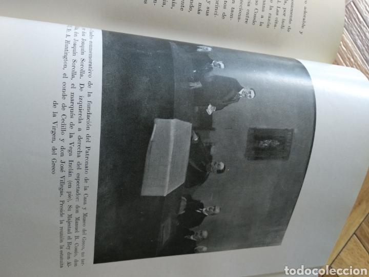Libros de segunda mano: El Greco y Toledo, G. Marañón - Foto 6 - 130233270