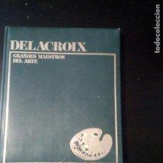 Libros de segunda mano: DE LA CROIX. Lote 130324802