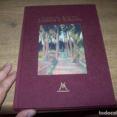 Libros de segunda mano: JARDINS DESPANYA. SANTIAGO RUSIÑOL. BANCA MARCH. LLEONARD MUNTANER. 2ª EDICIÓ 2003. VEURE FOTOS. Lote 231412535