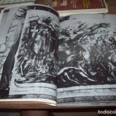 Libros de segunda mano: ALIGI SASSU. TEXTO ARMANDO GINESI. STERLING ITALIANA. 1º EDICIÓN 1976. EXCELENTE EJEMPLAR.VER FOTOS. Lote 130405210