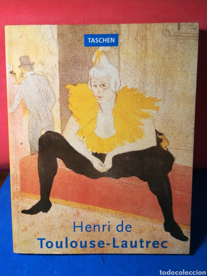 HENRI DE TOULOUSE-LAUTREC TASCHEN, 1994 (Libros de Segunda Mano - Bellas artes, ocio y coleccionismo - Pintura)