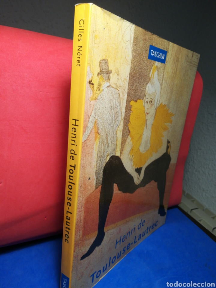 Libros de segunda mano: Henri de Toulouse-Lautrec Taschen, 1994 - Foto 2 - 130443282