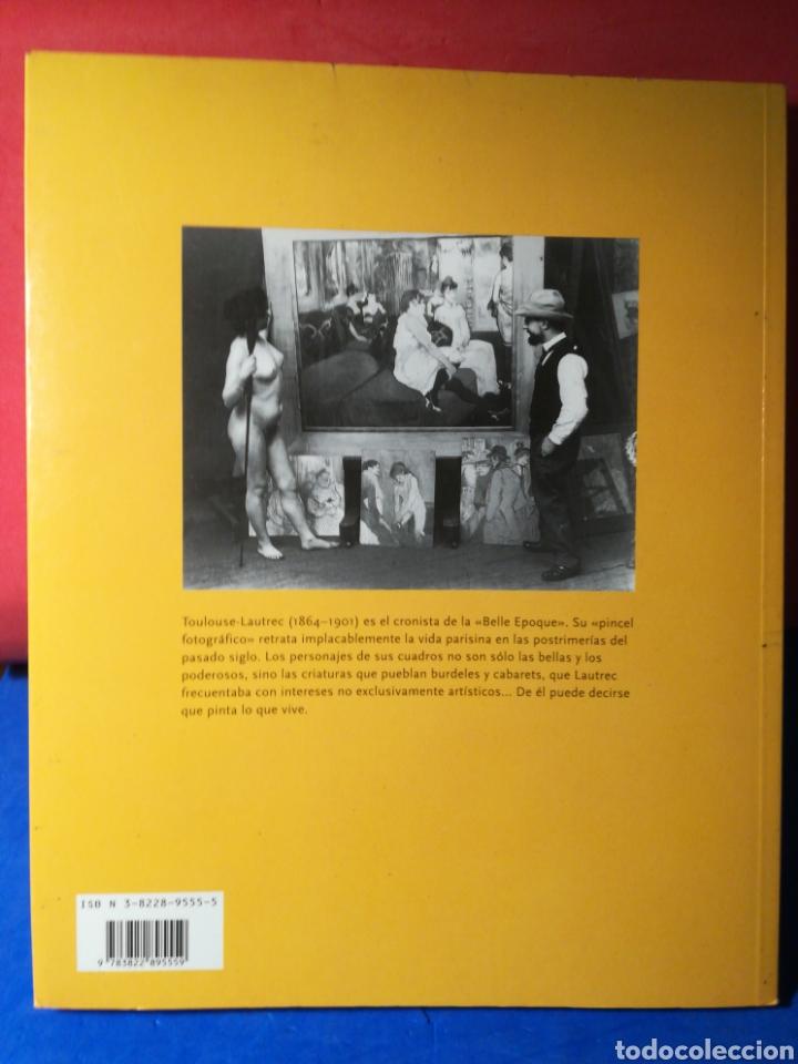 Libros de segunda mano: Henri de Toulouse-Lautrec Taschen, 1994 - Foto 3 - 130443282