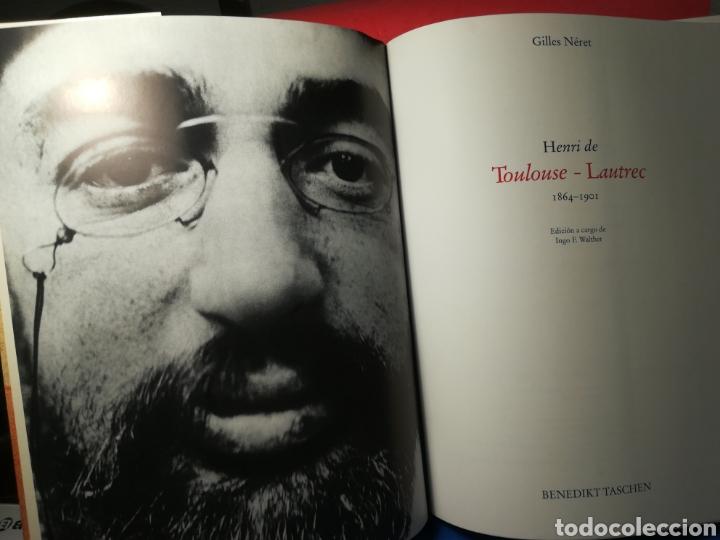 Libros de segunda mano: Henri de Toulouse-Lautrec Taschen, 1994 - Foto 4 - 130443282