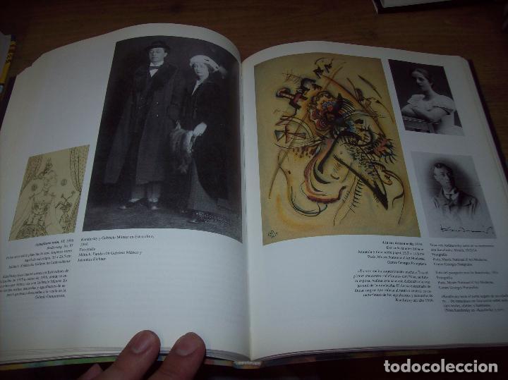 VASILI KANDINSKY ( 1866 - 1944 ). EN CAMINO HACIA LA ABSTRACCIÓN. TASCHEN. 1ª EDICIÓN 2003.VER FOTOS (Libros de Segunda Mano - Bellas artes, ocio y coleccionismo - Pintura)