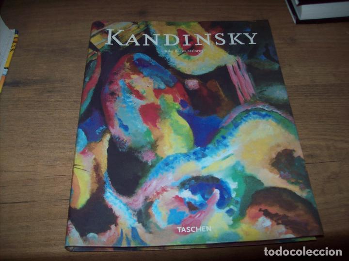 Libros de segunda mano: VASILI KANDINSKY ( 1866 - 1944 ). EN CAMINO HACIA LA ABSTRACCIÓN. TASCHEN. 1ª EDICIÓN 2003.VER FOTOS - Foto 2 - 130550746