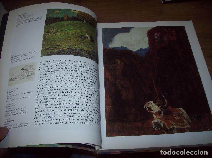 Libros de segunda mano: VASILI KANDINSKY ( 1866 - 1944 ). EN CAMINO HACIA LA ABSTRACCIÓN. TASCHEN. 1ª EDICIÓN 2003.VER FOTOS - Foto 6 - 130550746