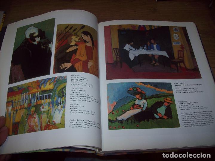 Libros de segunda mano: VASILI KANDINSKY ( 1866 - 1944 ). EN CAMINO HACIA LA ABSTRACCIÓN. TASCHEN. 1ª EDICIÓN 2003.VER FOTOS - Foto 7 - 130550746