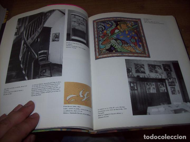 Libros de segunda mano: VASILI KANDINSKY ( 1866 - 1944 ). EN CAMINO HACIA LA ABSTRACCIÓN. TASCHEN. 1ª EDICIÓN 2003.VER FOTOS - Foto 9 - 130550746