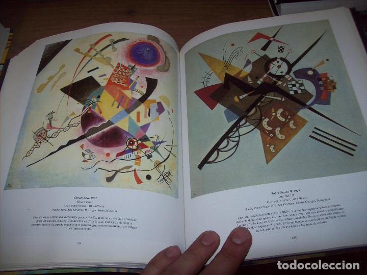 Libros de segunda mano: VASILI KANDINSKY ( 1866 - 1944 ). EN CAMINO HACIA LA ABSTRACCIÓN. TASCHEN. 1ª EDICIÓN 2003.VER FOTOS - Foto 13 - 130550746