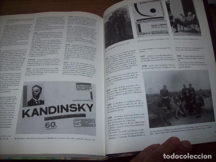 Libros de segunda mano: VASILI KANDINSKY ( 1866 - 1944 ). EN CAMINO HACIA LA ABSTRACCIÓN. TASCHEN. 1ª EDICIÓN 2003.VER FOTOS - Foto 18 - 130550746
