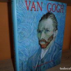 Libros de segunda mano: VAN GOGH,LA FUERZA DEL COLOR / VICTORIA SOTO CABA. Lote 130664658